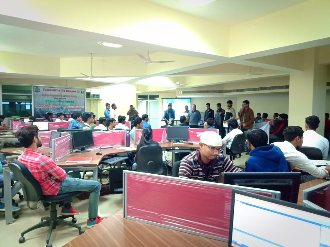 Technocruise : : Rajkiya Engineering College, Banda